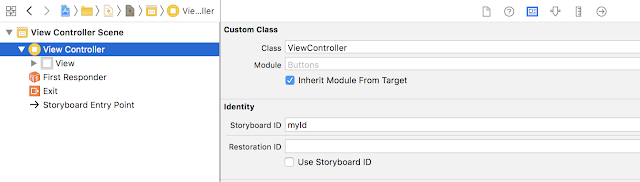 Swift instantiate view controllers from Storyboard