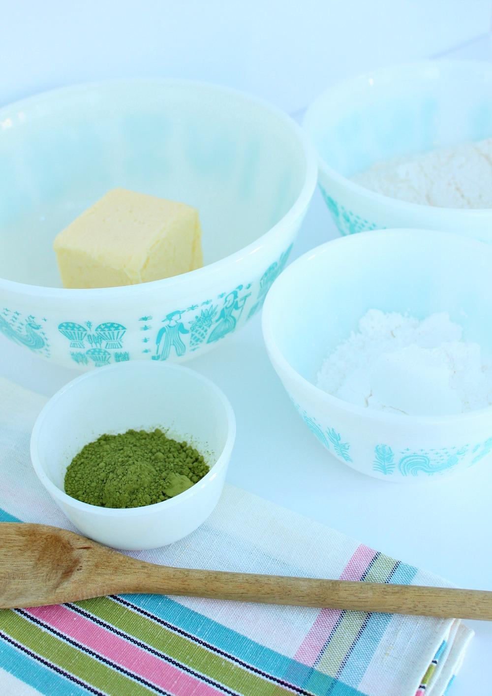 Baking with Butterprint Pyrex