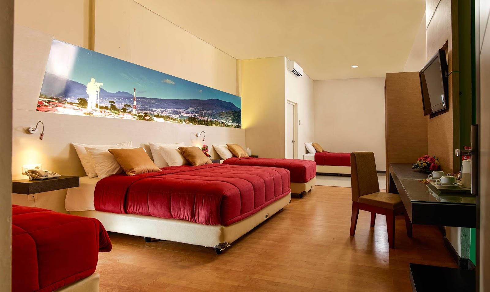 Keuntungan Menginap di Promenade Hotel Bandung