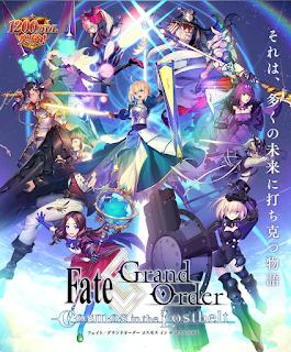 """Nuevo trailer del juego para smartphones """"Fate/Grand Order: Cosmos in the Lostbelt"""""""