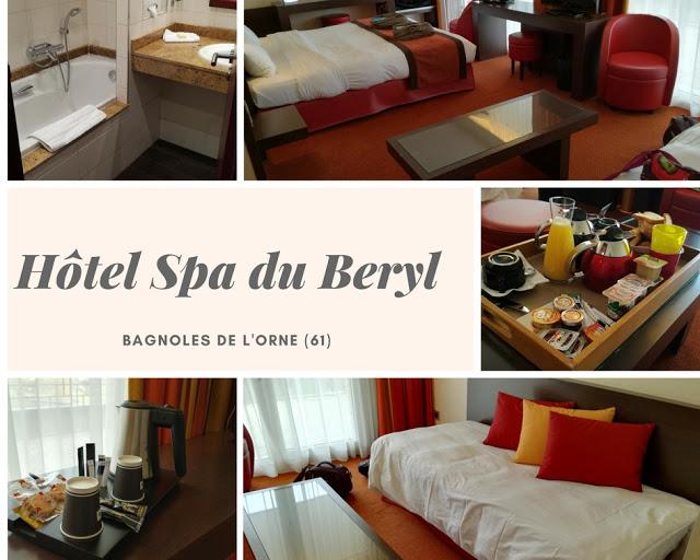 Au Bonheur De Fleurs Detente Hotel Spa Beryl