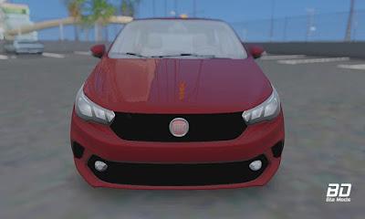 Download mod carro Fiat Argo 1.3 GSR para GTA San Andreas , GTA SA PC