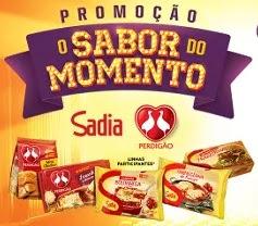 Promoção Sadia e Perdigão Sabor do Momento 2018 Participar Prêmios