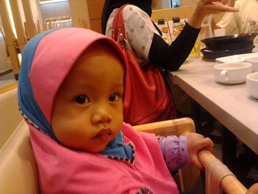 Kisah Amni : Happy 2nd Birthday my baby
