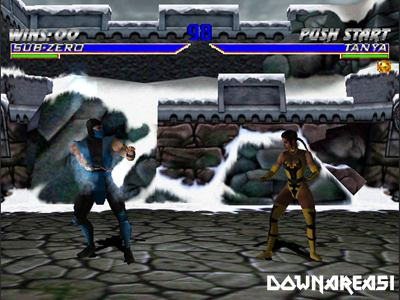 Mortal Kombat Gold Dreamcast ISO - Download Game PS1 PSP Roms Isos