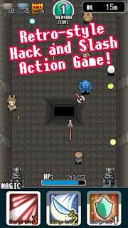 Pixel Dungeon Hero Apk v1.1.9 Mod