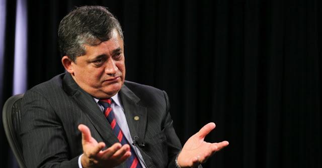 Janot denuncia ao STF José Guimarães por corrupção e lavagem de dinheiro