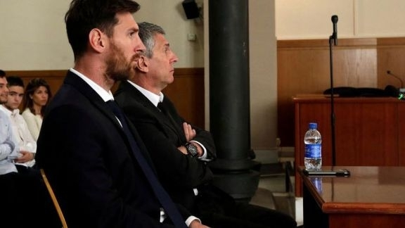 Fraude fiscale: Lionel Messi condamné à la prison par la cour suprême