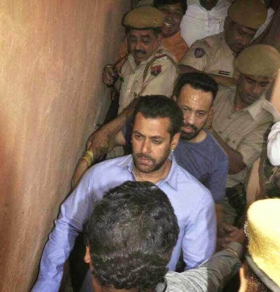 Salman Khan, Jodhpur Court, Salman Khan in Jodhpur Court, Salman Black buck case, Black buck case