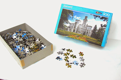 Designing and Jigsaw Puzzles