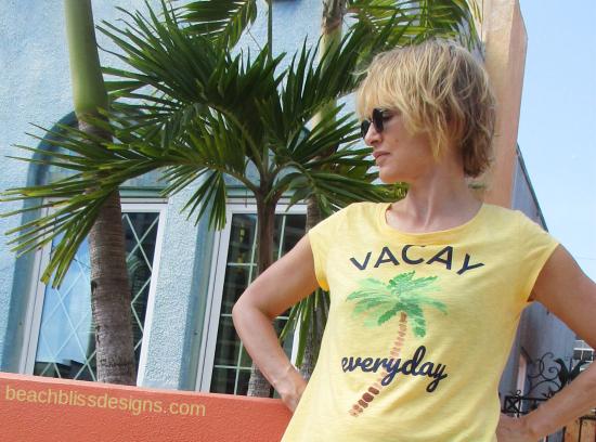 Vacay Everyday T-Shirt