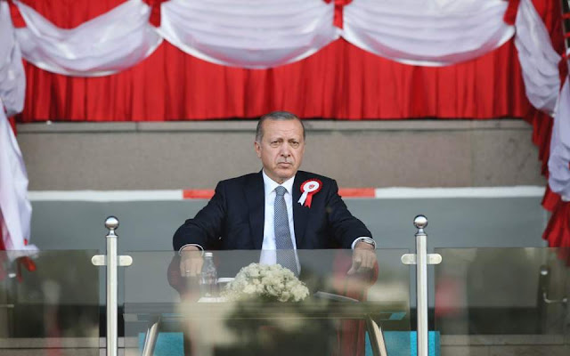 Η Τουρκία περιμένει την επόμενη ευκαιρία της