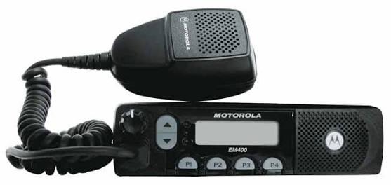 Manual service motorola em200