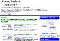 ValidWeb Template Blog SEO Friendly Fast Loading No Render Blocking