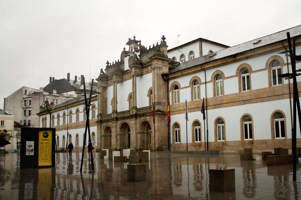 palacio de San Marcos Lugo Diputacion provincial