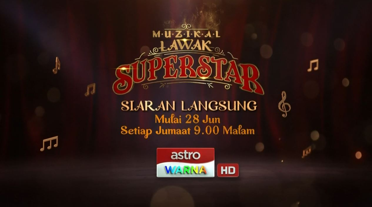 Muzikal Lawak Superstar (2019)
