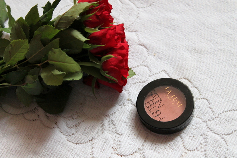 La Luxe Paris Satin Blush róż do policzków