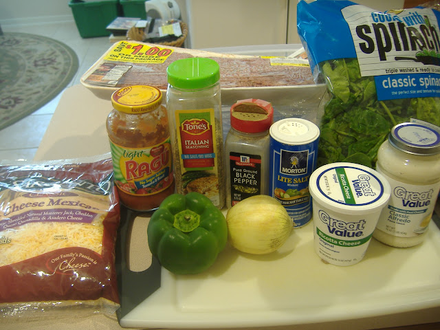 Low Carb Eating Low Carb Spinach And Beef Lasagna Recipe