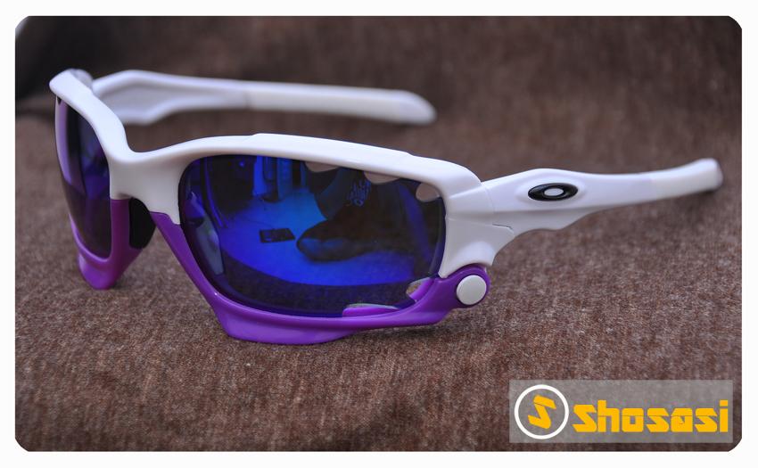 72300f7aaf Shosasi  Oakley Jawbone - Livestrong White   Purple Edition ...