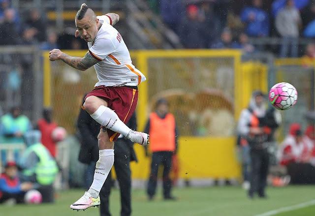 Radja Nainggolan AS Roma