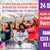 Ação global de solidariedade feminista