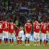 Fútbol: Croacia liquida a la anfitriona en penales y va a semis