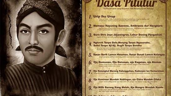 Kata Bijak Bahasa Jawa Kuno Sunan Kalijaga Cikimm Com
