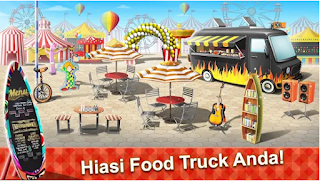 Food Truck Chef™: Cooking Game Apk Mod Money Free for android