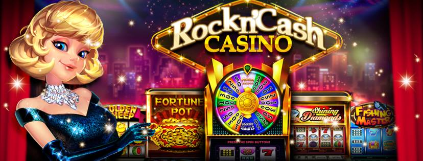 Rock N Cash Casino Slots Free Cash