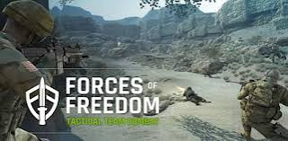 Forces of Freedom (Unreleased) V3.01 MOD Apk + Data