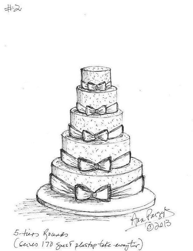 For the Love of Cake! by Garry & Ana Parzych: July 2013