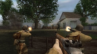 DOWNLOAD Brothers in Arms - D-Day Game PSP For Android - www.pollogames.com