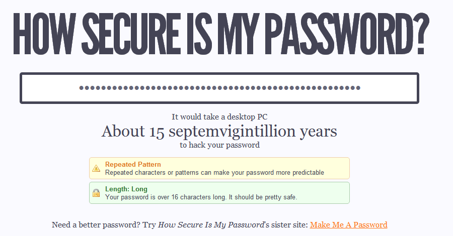 Is Your Password Strong Enough? ~ Whats New On Tech