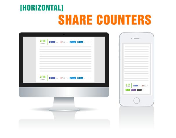 Membuat Share Counter