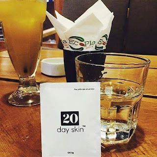 20dayskin