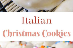 Italian Christmas Cookies Recipe