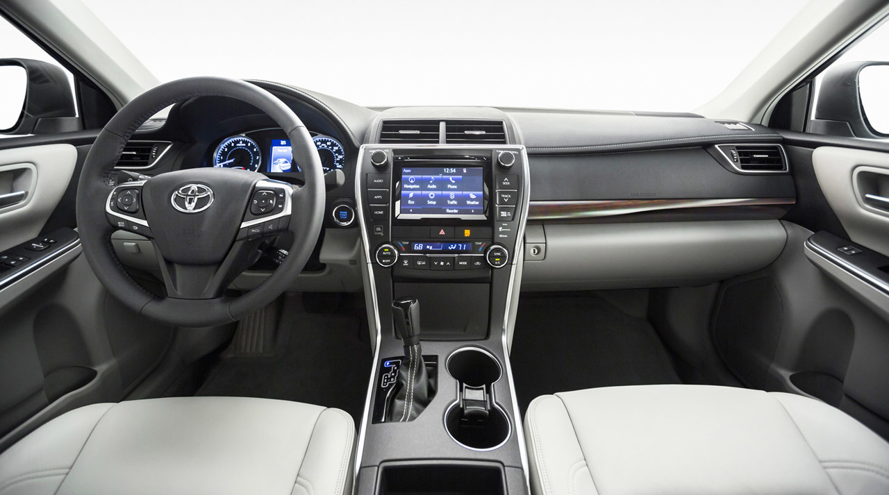 Toyota Camry 2015 Interior-Best Selling Cars