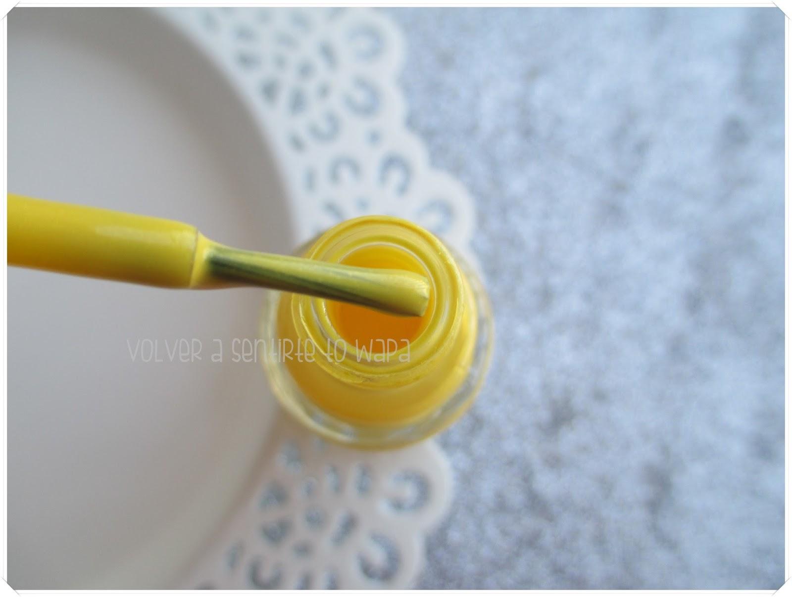 Esmaltes Beauty Toys de Flormar - Golden Ball