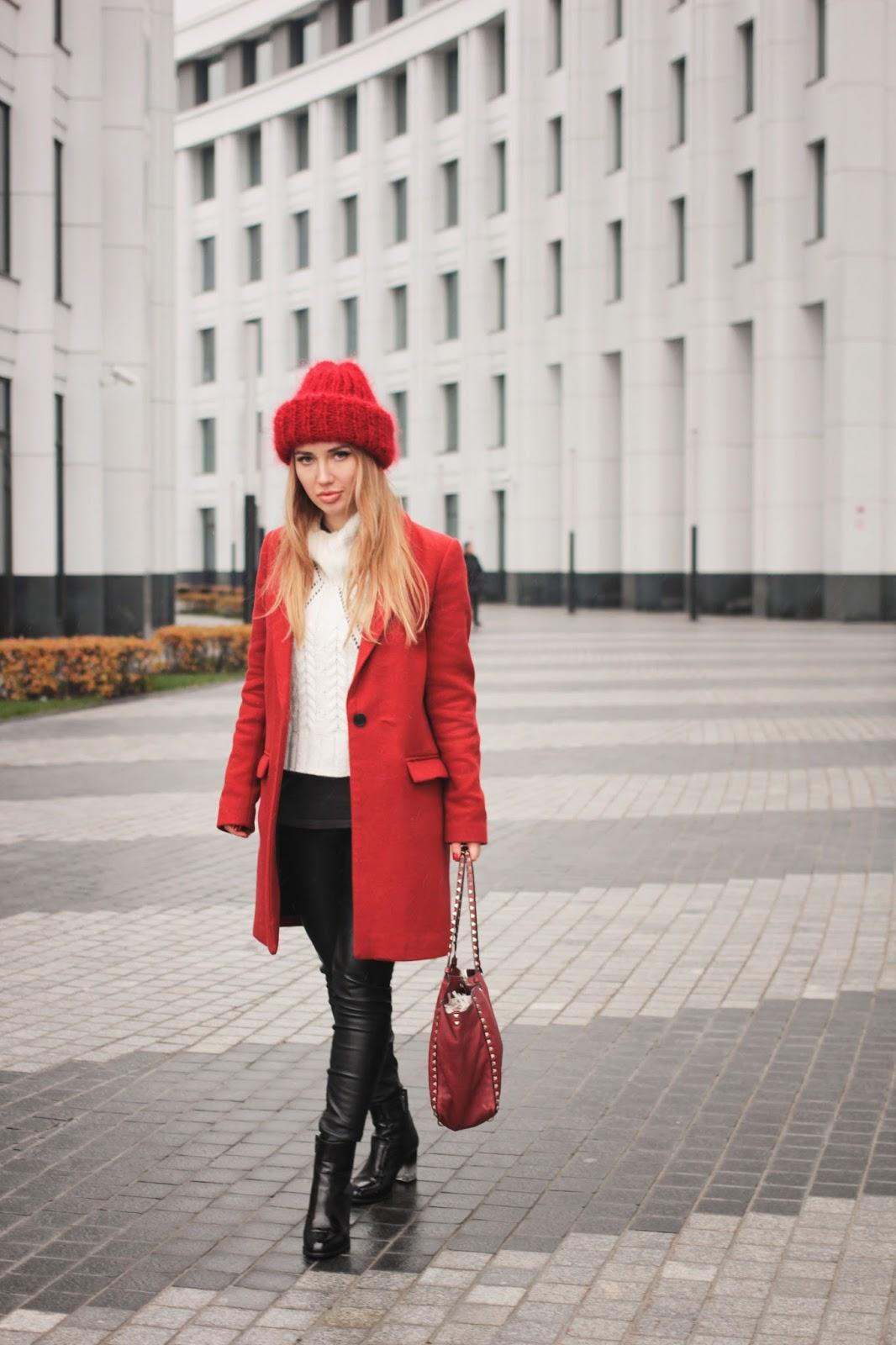 модные блоггеры зима 2016, модные блоггеры новинки зима 2016 2017, модный блоггер зима фото