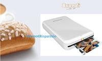 Logo #OgnimattinaBuondì: vinci 210 Polaroid Zip Photoprinter