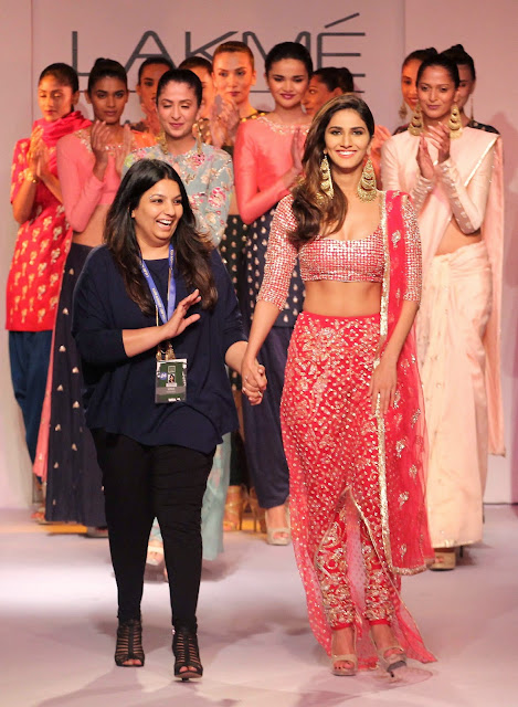 Vaani Kapoor Sexy Rampwalk in Red Dress Latest Unseen Photoshoot
