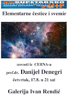 Prof.dr. Danijel Denegri - Elementarne čestice i svemir Supetar slike otok Brač Online