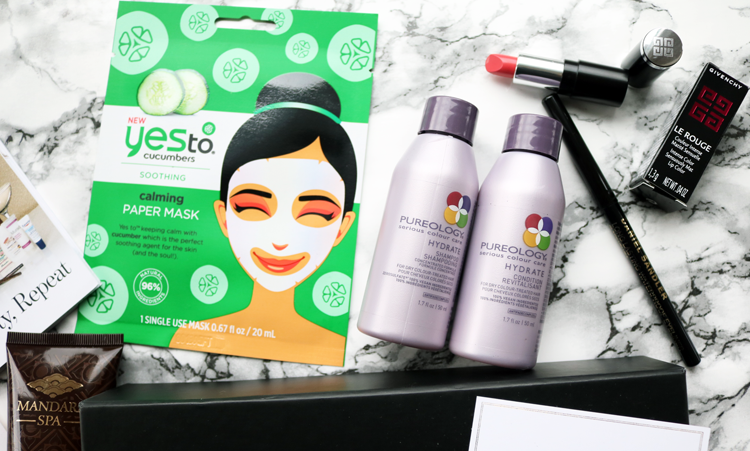 You Beauty Box - December 2016 review