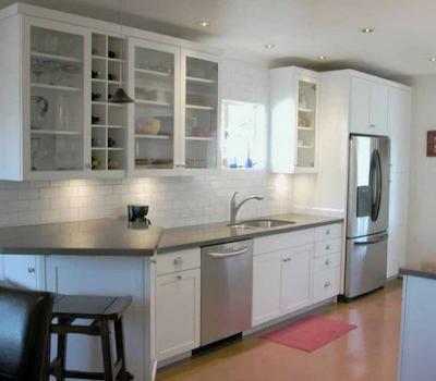 tips membuat lemari dapur bersih