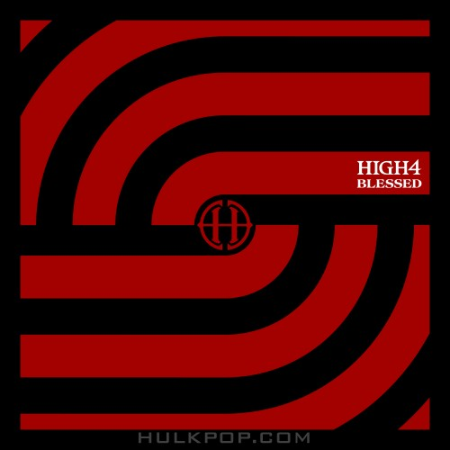 HIGH4 – HIGH4 2nd Mini Album 'BLESSED' (ITUNES MATCH AAC M4A)