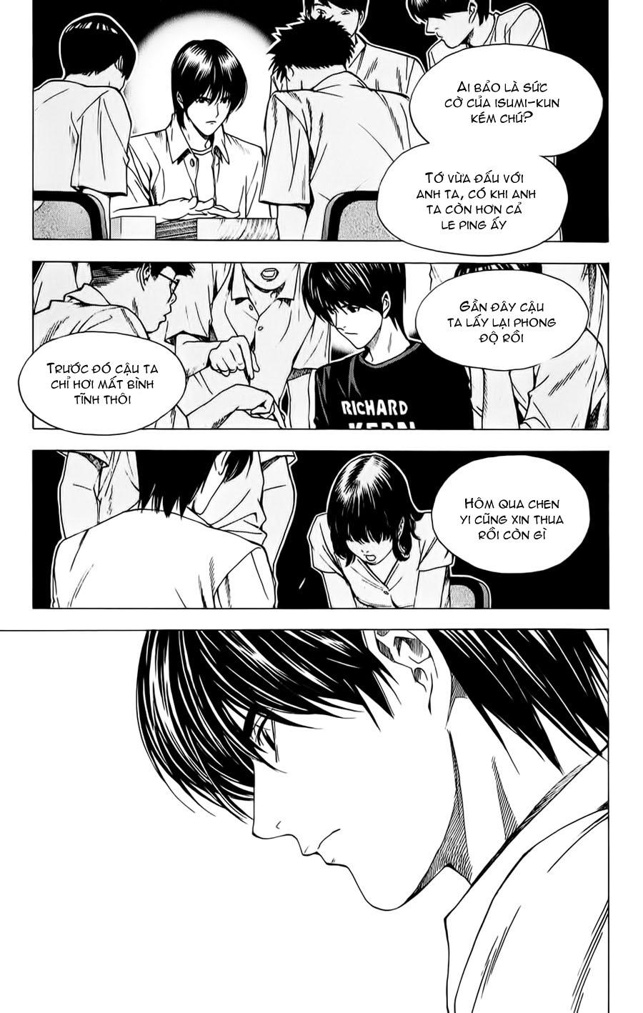 Hikaru No Go hikaru no go chap 134 trang 20