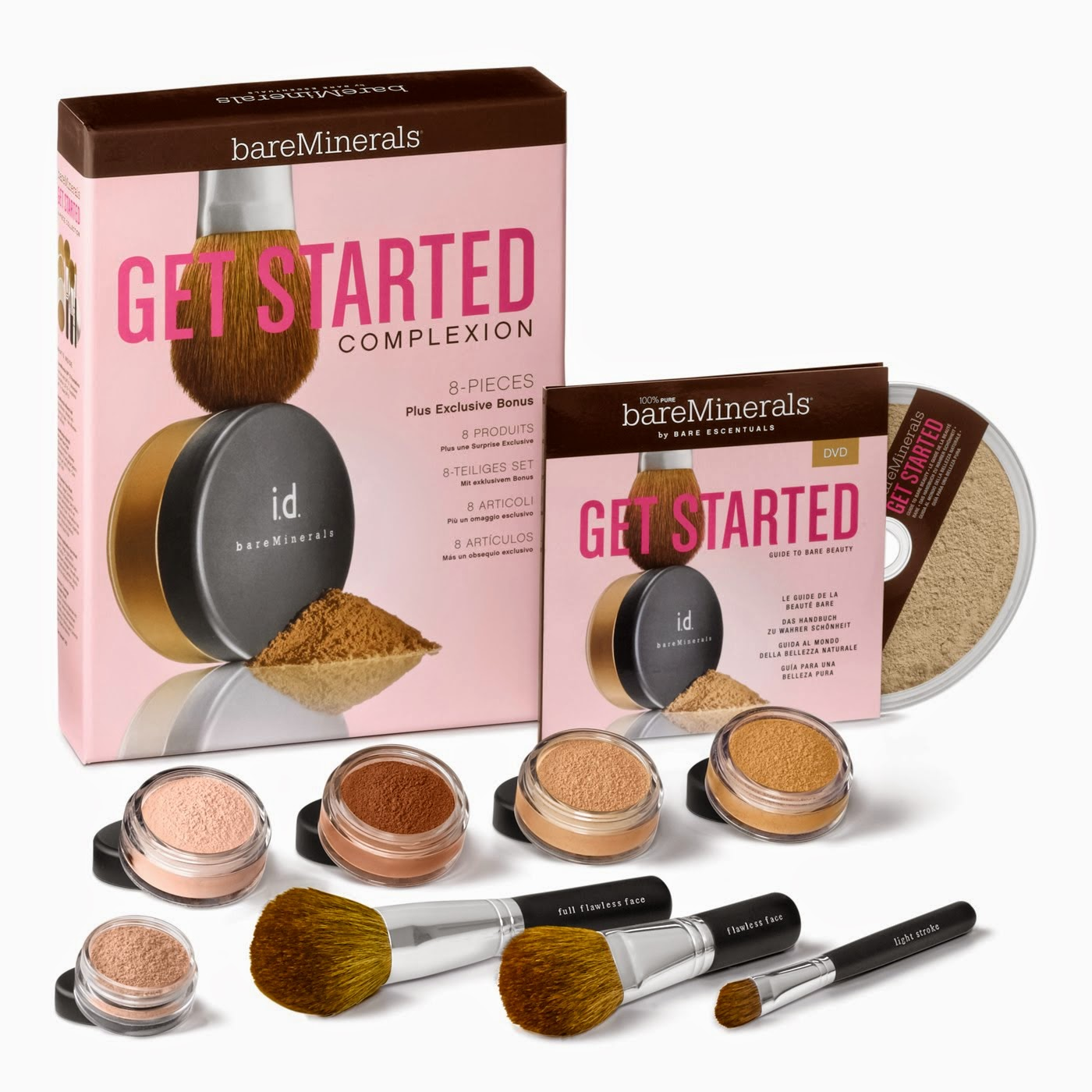 36a295005fe1 Great Makeup Sets For Teens New To Make Up Or For Those Who Want A  Beautiful Natural Look