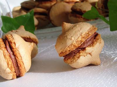 "Padobranci / Christmas cookies ""Parachutists"""