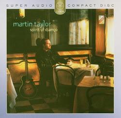 Currently listening to: Martin Taylor