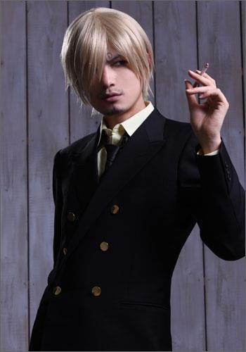 cosplays hắc cước sanji